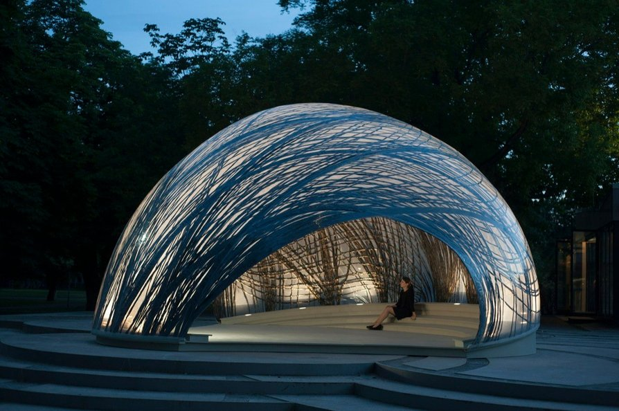Biomimicry In Architecture Spider Web Concept And Sutori