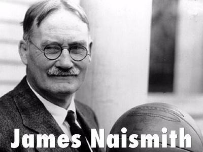 James Naismith   Sutori