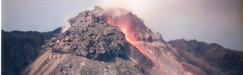 Mt Unzen Eruption And Mountain Collapse In 1792 Sutori