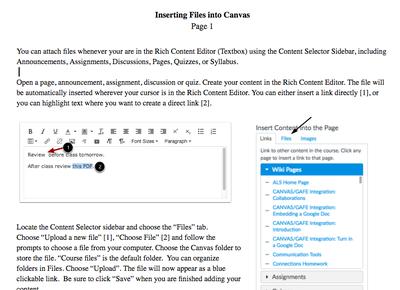 ELMS Canvas Internship Timeline | Sutori