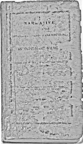 Joseph Plumb Martin A Young Revolutionary Sutori