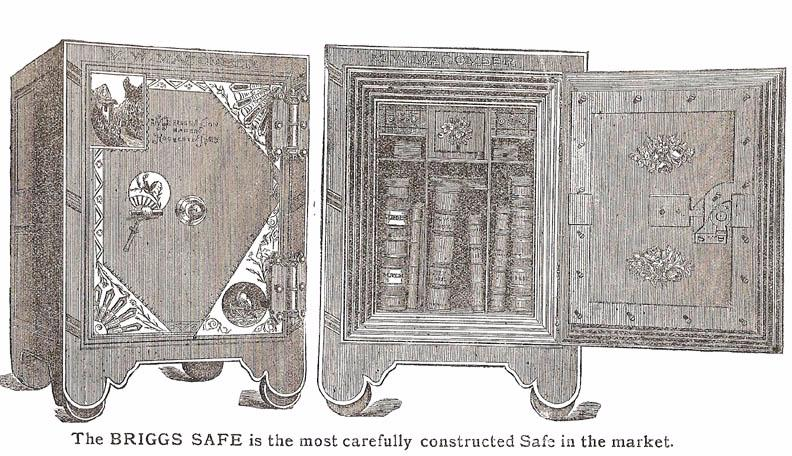 Safes In Ancient Times The first safe actually    | Sutori