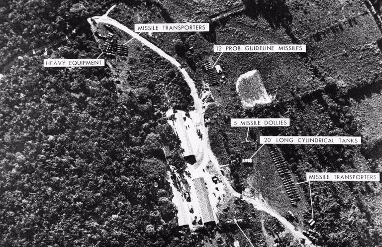 The U-2 Spy Plane incident | Sutori