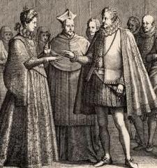 Customs in england marriage elizabethan Elizabethan Marriages