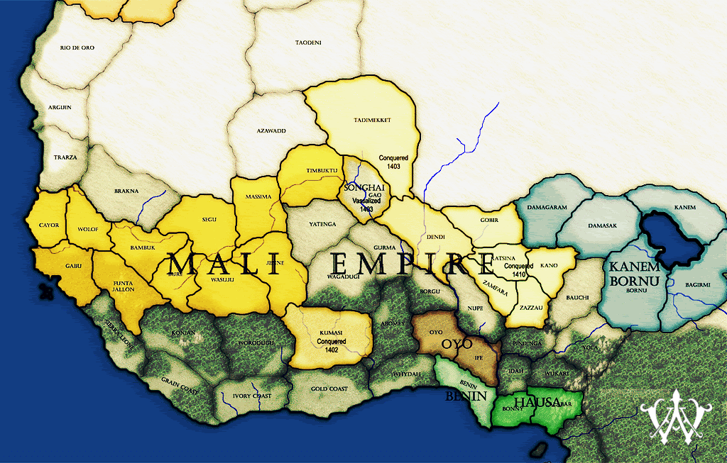 Islamic Expansion into Africa, Mali, and Mansa Musa | Sutori on kingdom of cyprus map, kingdom of ghana, kingdom of bahrain map, kingdom of norway map, kingdom of benin, mongol empire map, kingdom of ethiopia map, ghana map, zanzibar map, kingdom of franks, kingdom of albania map, cote d'ivoire africa map, kingdom of axum, kingdom of georgia map, kingdom of armenia map, kingdom of songhai, kingdom of jordan map, kingdom of nubia, malian kingdom map, kingdom of zimbabwe map,