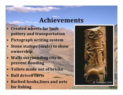 Culture Of Indus Valley Civilization