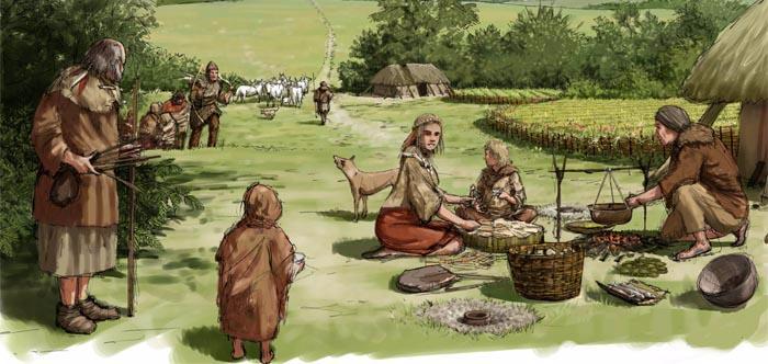 10,000 BCE to 2,000 BCE - Neolithic Era... | Sutori