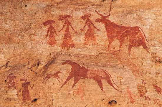 Cave Paintings 35000 Bc Cave Or Rock Paintings Sutori