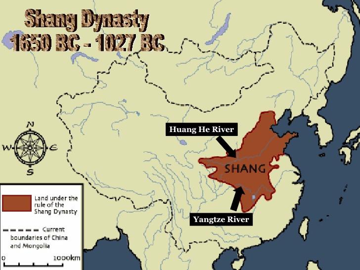 The Shang Dynasty became the first Chinese rulers... | Sutori