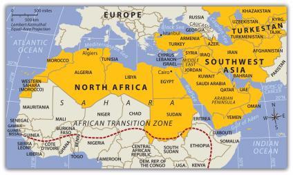 NORTH AFRICA AND SOUTHWEST ASIA | Sutori