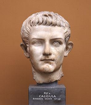 Romerska orgie Caligula