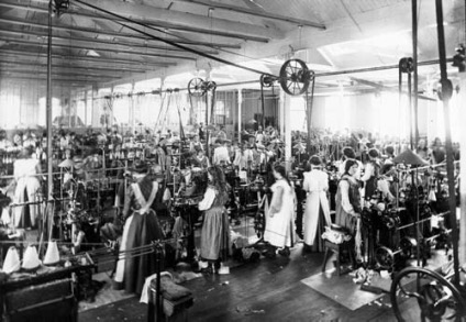 Industrial Revolution and Textiles | Sutori