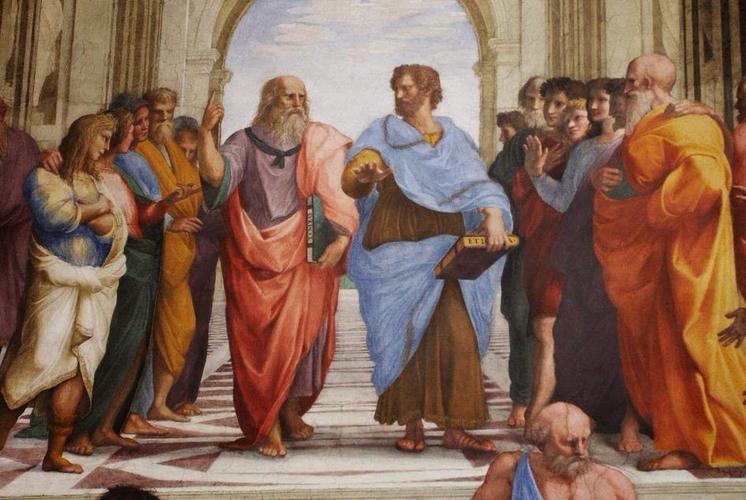 Αποτέλεσμα εικόνας για σχολή των αθηνών ραφαήλ