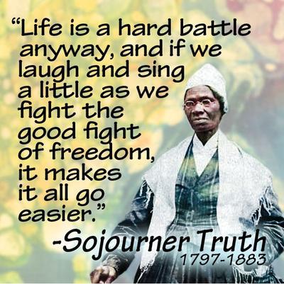 Sojourner Truth | Sutori