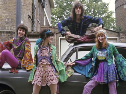 The Hippie Movement | Sutori