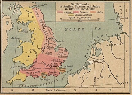 Map Of England King Arthur.King Lear Sutori