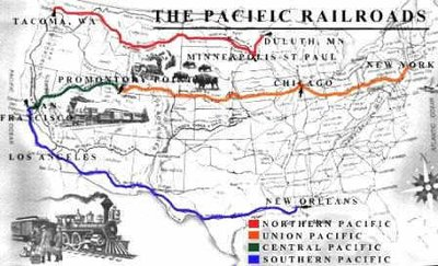 Updated: Settling the West and Indian Wars | Sutori on great northern railroad map, louisiana & arkansas railroad map, chicago, burlington and quincy railroad map, chicago & northwestern railroad map, santa fe railroad map, rock island railroad map, railroad tracks in colorado map, kansas city southern railroad map, ohio railroad map, wabash railroad map, burlington northern railroad map, soo line railroad map, amtrak map, norfolk southern railroad map, illinois railway museum map, current united states railroad map, indiana harbor belt railroad map, new york central railroad map, b&o railroad map, galena and chicago union railroad map,