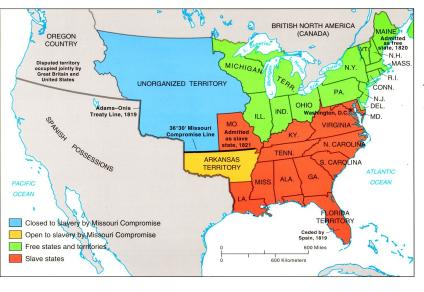 The Early National Period | Sutori on us map in 1793, us map 1800, us map in 1790, us map virginia, us map 1776,