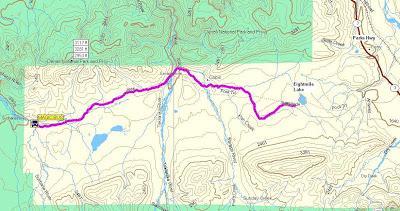 stampede trail alaska map Stampede Trail April 28 1992 Chris Arrives At Sutori