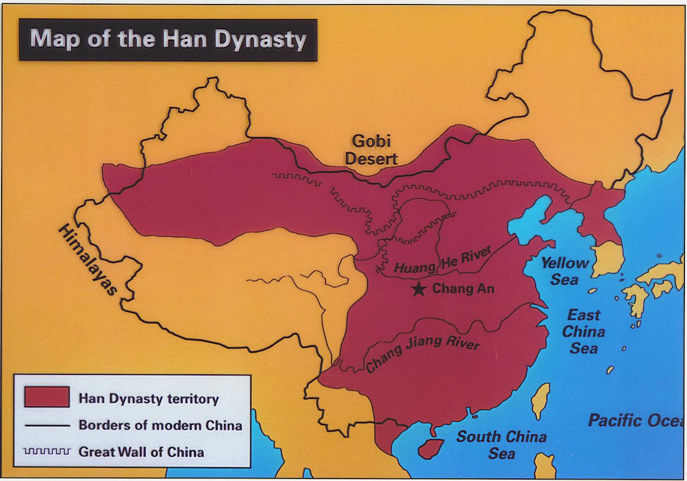 Huang He River Valley Civilization | Sutori