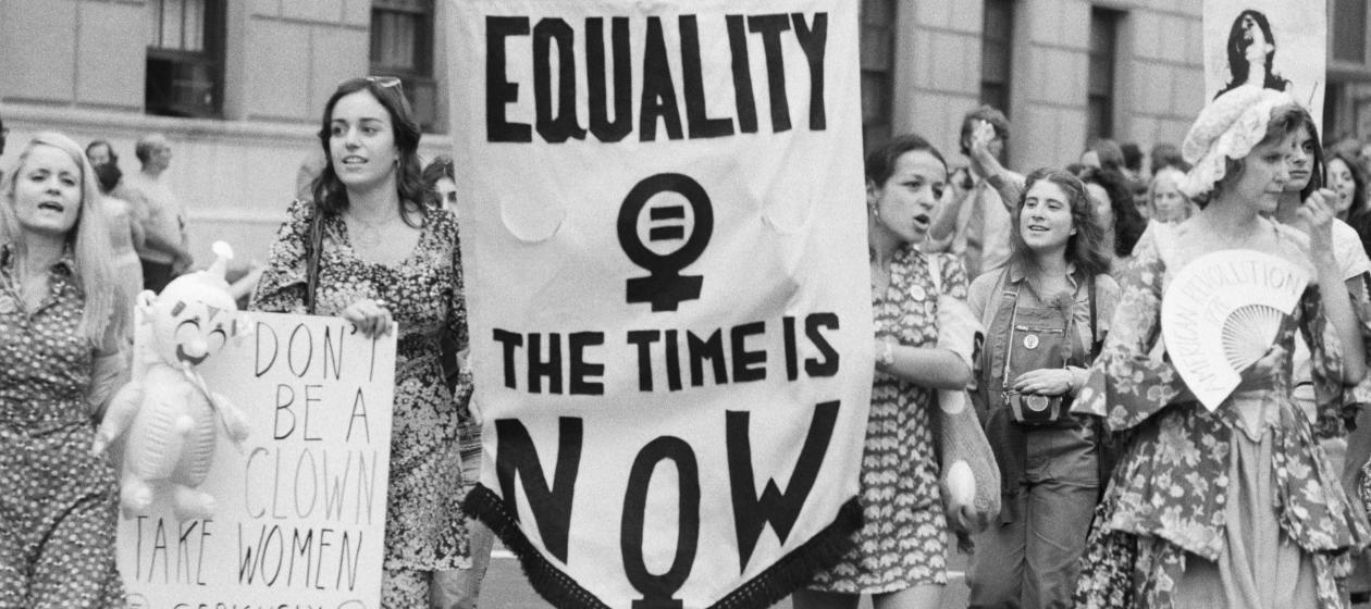 American Civil Rights for women: A Women's Rights... | Sutori