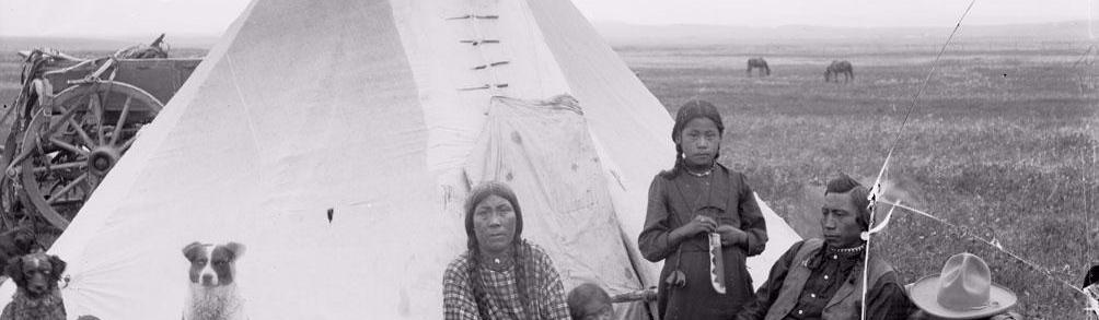 The Blackfoot Tribe | Sutori