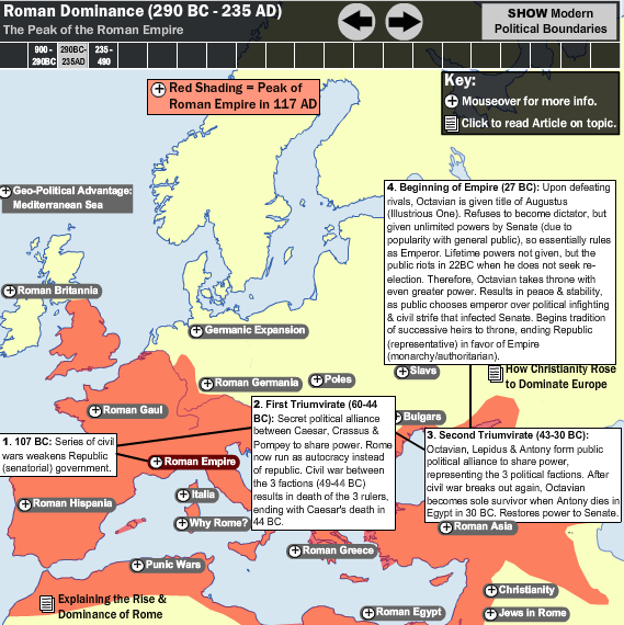 Interactive Timeline Map of the Roman... | Sutori on geopolitical map of greece, geopolitical map of the world, geopolitical map of israel, panpipe from ancient rome, geopolitical map of turkey, geopolitical map of france, beginning of rome, italian peninsula ancient rome, map of classical rome, geopolitical map of africa, geopolitical map of india, geopolitical map of asia, map of early rome, geopolitical map of california, geopolitical map of middle east, geopolitical map of russia, geopolitical map of antarctica, who conquered rome, map of carthage and rome, old map of rome,