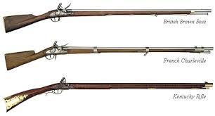 Weapon of the Revolutionary War   Sutori