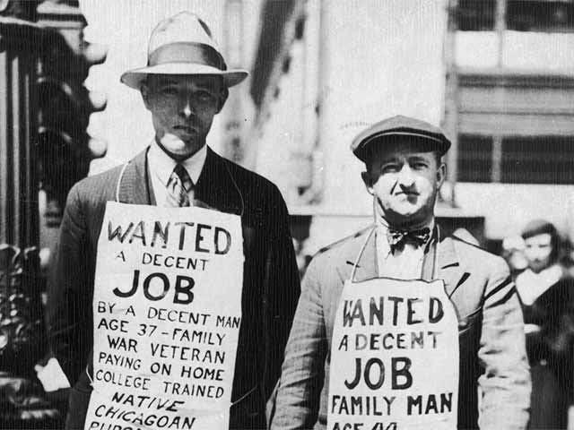 The Great Depression (1929-1939) The Great... | Sutori