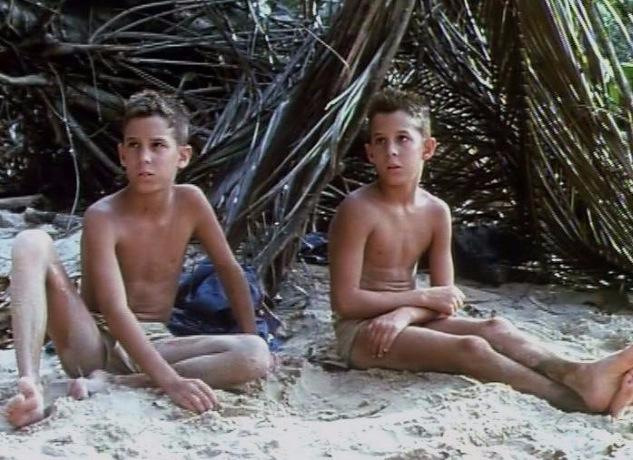 Sam And Eric Lord Of The Flies Now
