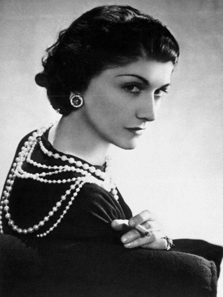 Coco Chanel Was A Major Contributor To The Harlem Sutori