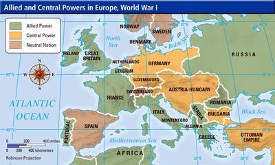 World War 1 | Sutori