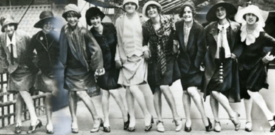 """e3d126555a98d5 """"Flappers And The Woman Of 1920s - Lessons - Tes Teach."""" Tes Teach"""